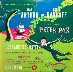 album of Bernstein stage adaptation