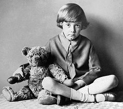 the early life and family of alan alexander milne Find out how accurate goodbye christopher robin is vs the true story of  meet  the real christopher robin, father a a milne, and see the real pooh dolls  him  to move his family from london to the calm serenity of the english countryside.