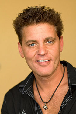 Corey Haim in 2008