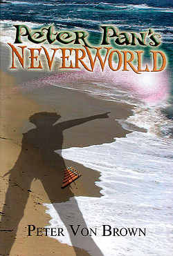 cover of Peter Pan's NeverWorld