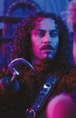 Jason Isaacs as Captain Hook in 2003 film Peter Pan