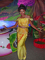 Iridessa as depicted at a Disney park