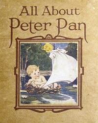 Sterne's book All About Peter Pan