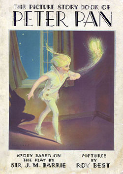 The Picture Story Book of Peter Pan  Neverpedia the Peter Pan wiki