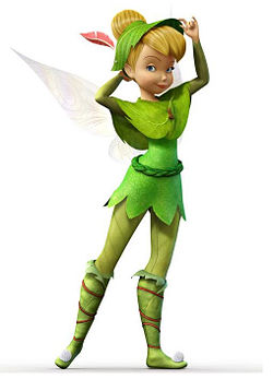 In 2009, Tinkerbell will be receiving her own star on the Hollywood Walk of ...