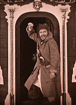 Charles A. Stevenson as Jukes in the 1924 Peter Pan
