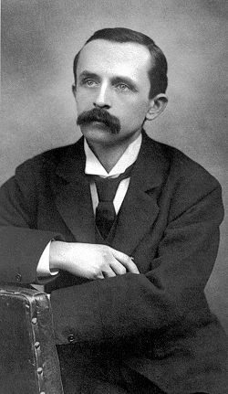 James Matthew Barrie in 1890