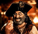 Bob Hoskins as Smee