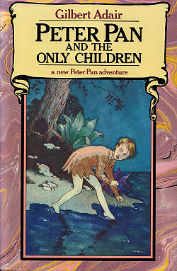 cover of Peter Pan and the Only Children