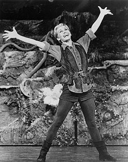 Sandy Duncan in musical adaptation (1979)