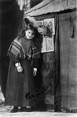 Ela Q. May as Liza in original 1904 production