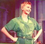 Martin As Peter Pan On TV