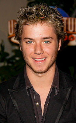 Jeremy Sumpter in 2009